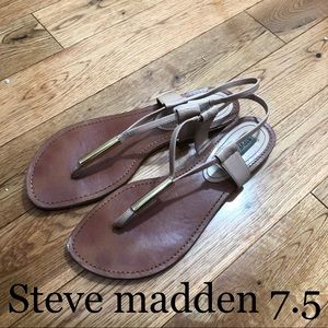 Steve Madden summer sandal size 7.5